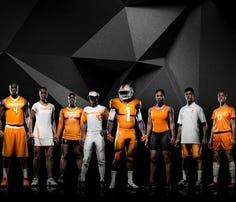 Swoosh! UT unveils new Nike uniforms