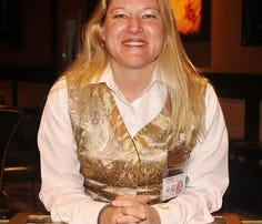 Cleveland poker dealer may be most popular in the U.S.