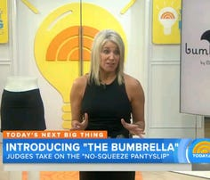 Sept. 29, 2015: Tara Gallagher of Bay Village appears on the 'Today' show.