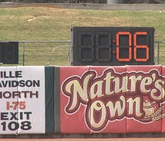 Players and fans adjust to pitch clock