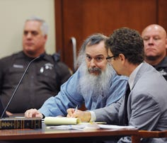 PHOTOS: Charles Severance in court for final hearing
