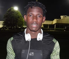 Vols WR Preston Williams may not be available for the beginning of camp
