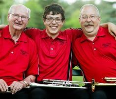 PHOTOS: The Meire Grove Band