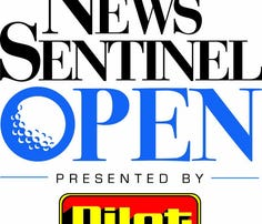 The Knoxville News Sentinel Open tees off Thursday