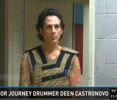 Deen Castronovo speaks to students at South Albany High School.