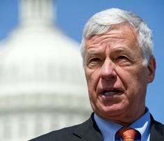 Former Rep. Mike Michaud served on the House Veterans' Affairs Committee before leaving Congress to run for governor of Maine.