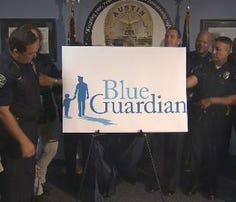 Blue Guardian bringing police, foster children together