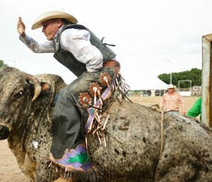 North Star Gay Rodeo Assoc. rodeo July 25-26