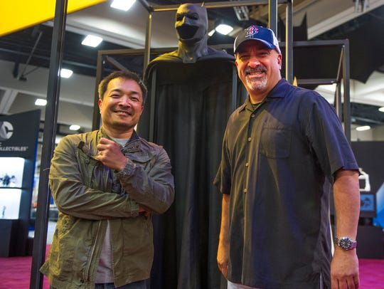 Movie outfits wear Batman's 75-year legacy well