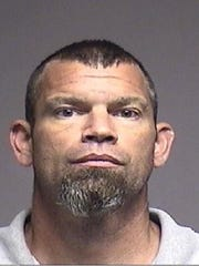 Nathan Lee Mower, wanted by the Broome County Sheriff's