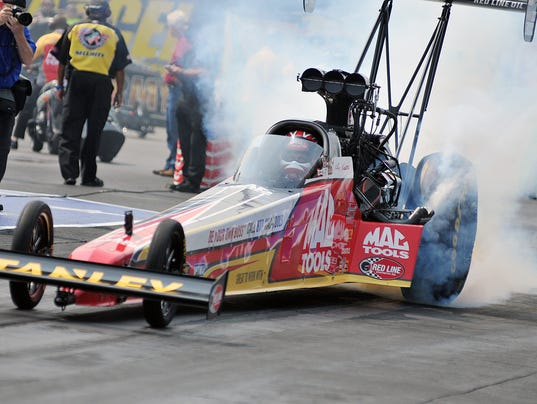 Sports: NHRA Summit Nationals