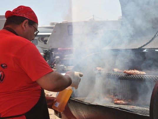 Smokin' on the Pecos