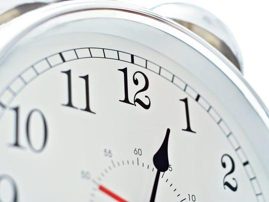 Daylight-savings time