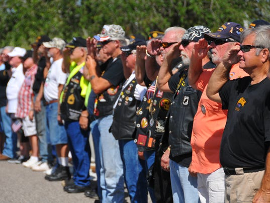Vietnam Veterans Service Day and Welcome Home Ceremony