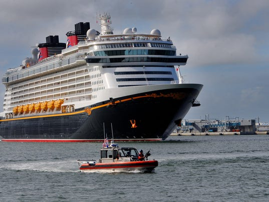 Brevard Cruise Business Impacted By Irma - Cape canaveral cruise ship schedule