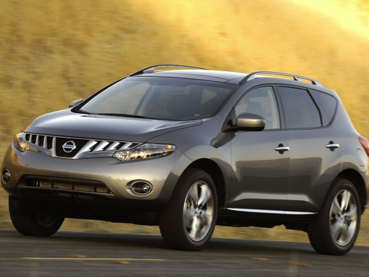U S Investigating Complaints Of Brake Problems On Nissan Murano Suvs