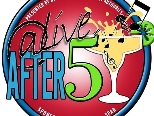 Alive After 5 logo 3 email small size