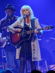 Emmylou Harris will be in Missoula on Aug. 7.