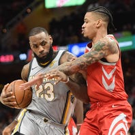LeBron James' decision to become a free agent is bad news for Houston Rockets