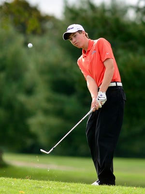 Central York's Joe Parrini is hoping to qualify for the U.S. Open.