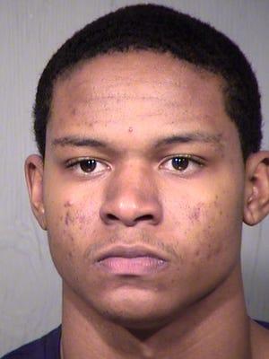 Orlando Higginbottom turned himself into police on Thursday afternoon.