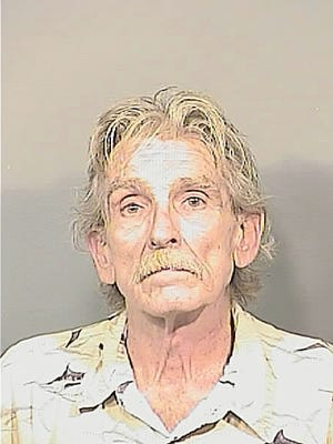 7:19 p.m. May 29. -- Arrested: Michael Duane Moritz, 66, of 319 Banyan Way, Melbourne. Charges: homicide-neglig mansl aggrav neglect elder, Neglect of an elderly or disabled person..