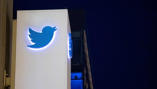 Twitter's headquarters in San Francisco.