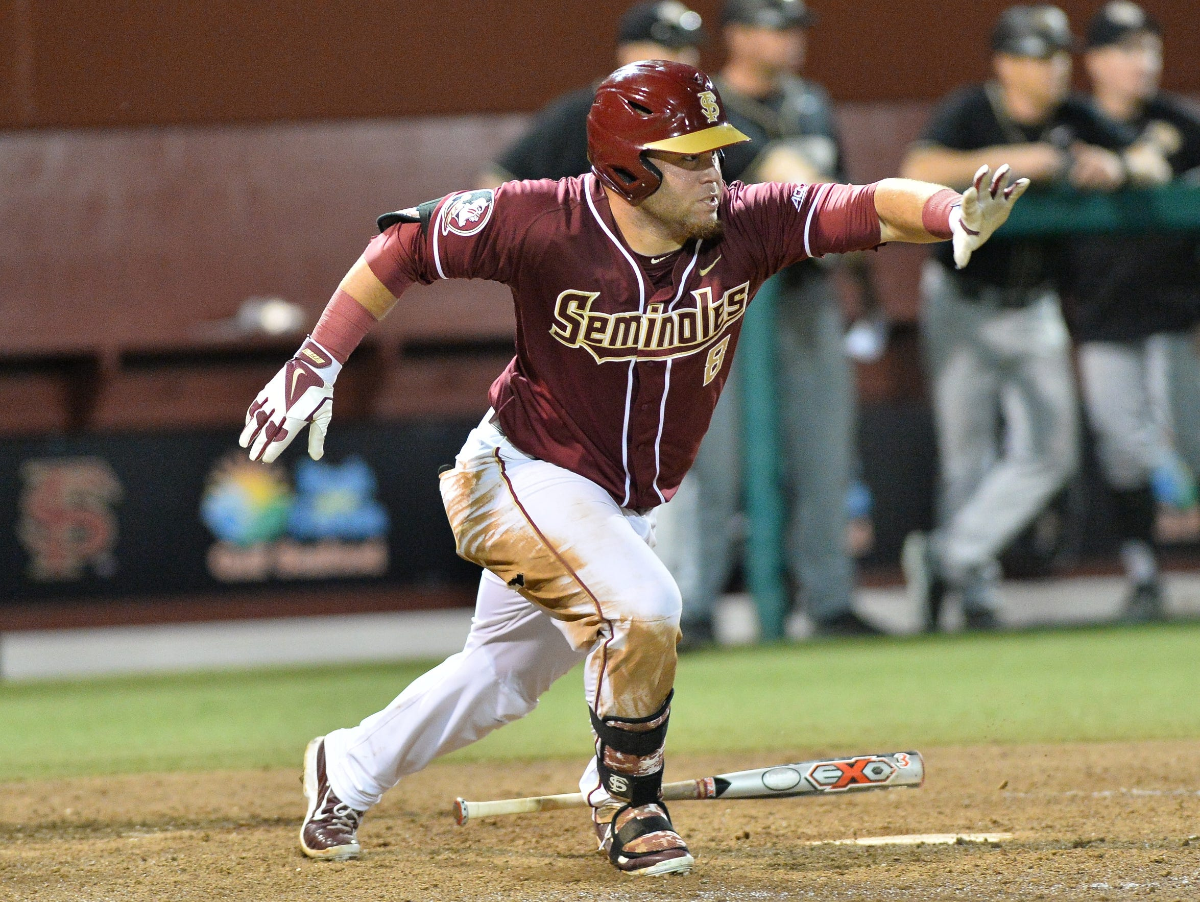 DJ Stewart is the unquestioned leader of this Seminole