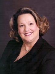 Lee County school board member Jeanne Dozier
