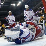 Rangers will need more than Lundqvist in Game 2
