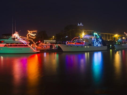 Portland Christmas Ships Parade, through Dec. 18