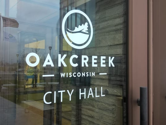 OakCreekCityHall. National retailers expressing interest in Oak Creek site near Ikea