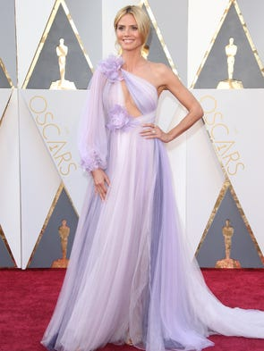 Click ahead to see the fashion flops from the Academy
