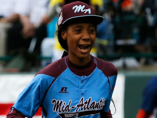 Mo'ne Davis merchandise means money -- and outrage