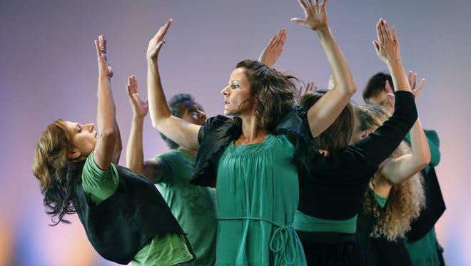 Rochester's BioDance performed last fall at the Fringe Festival.