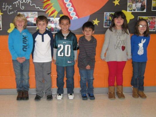 Janvier September 1st grade