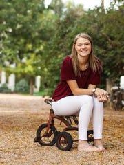 Gianna Johnson is a 2016 First Class Scholar and a Windsor High School graduate.