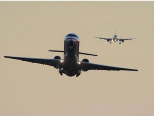 plane-laser