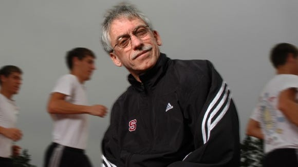 Veteran N.C. State coach Rollie Gieger will direct a distance running camp at Christ School this summer.