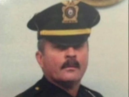 Former Bordentown Township Police Chief Frank Nucera