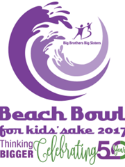 Beach Bowl for Kids' Sake 2017 will take place March