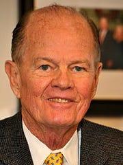 Senate President Pro Tempore David McBride, D-New Castle