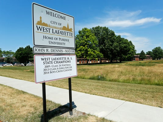 LAF Pudue picks developer for $1.2B west campus