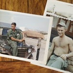 Vietnam vet reflects on images of war