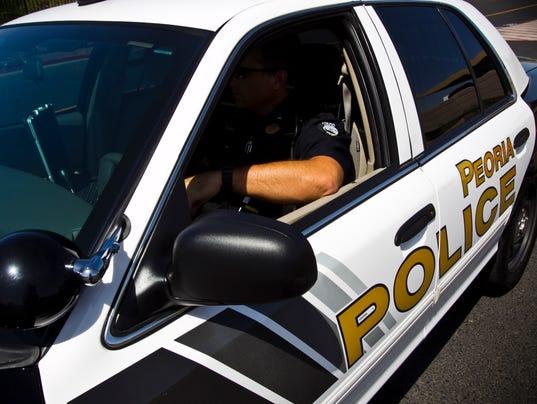 Peoria Police Department.