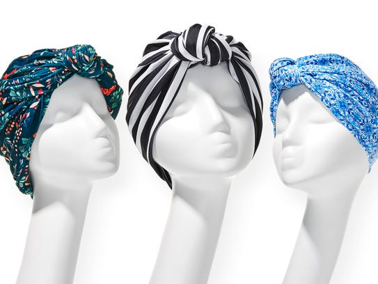 These turbans take your shower from slippery to chic.