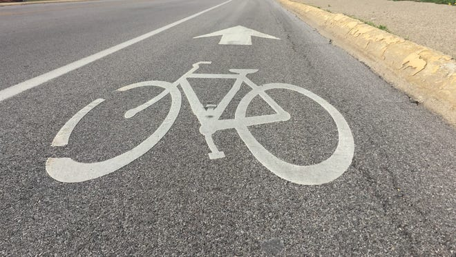 The Area Plan Commission and volunteers from Bicycle Lafayette and Wabash River Cycle Club have teamed to do bike counts in the coming weeks at 21 locations in Lafayette and West Lafayette.