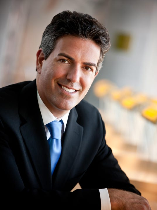 Portraits of Wayne Pacelle