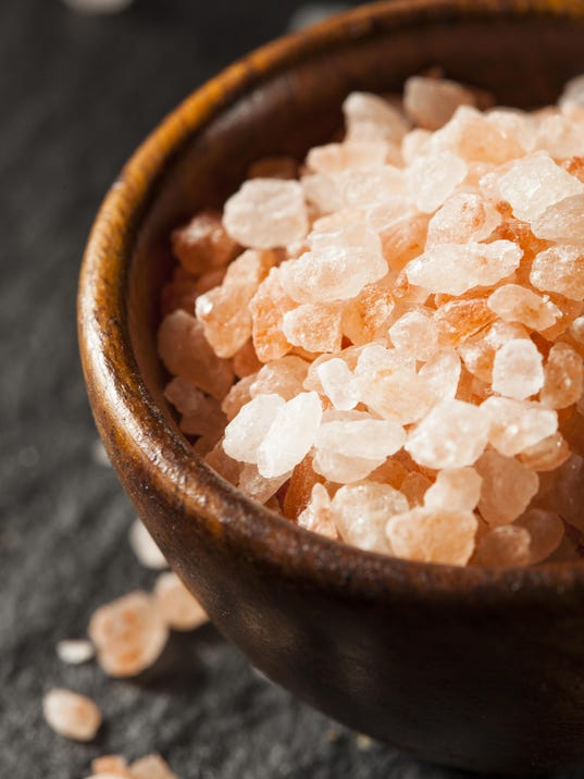 Raw Pink Himalayan Sea Salt