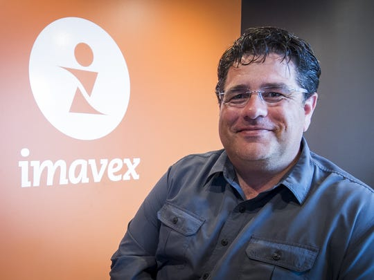 Steve Burzynski, president and founder. Noblesville software-development company Imavex has been working closely with British IndyCar Driver Pippa Mann in her efforts to raise donations for the Komen Fund's battle against race cancer.